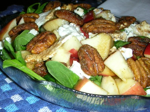 spinach-apple-feta
