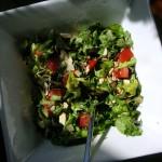 kibbutz herb salad