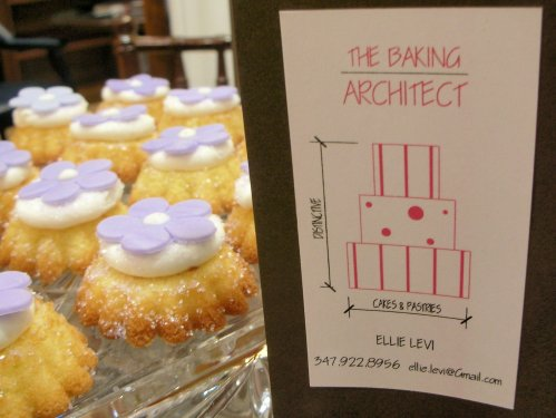 Amaretto Petit Fours by The Baking Architect, ellie.levi@gmail.com, 347.922.8956