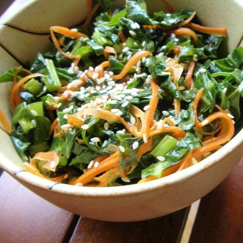 bowl o greens