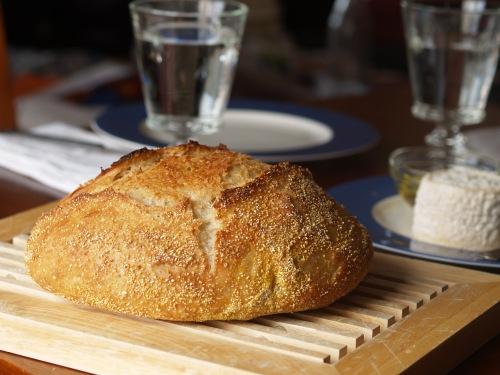 Jim Lahey's no-knead bread
