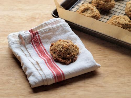 oatmeal maple pecan scones