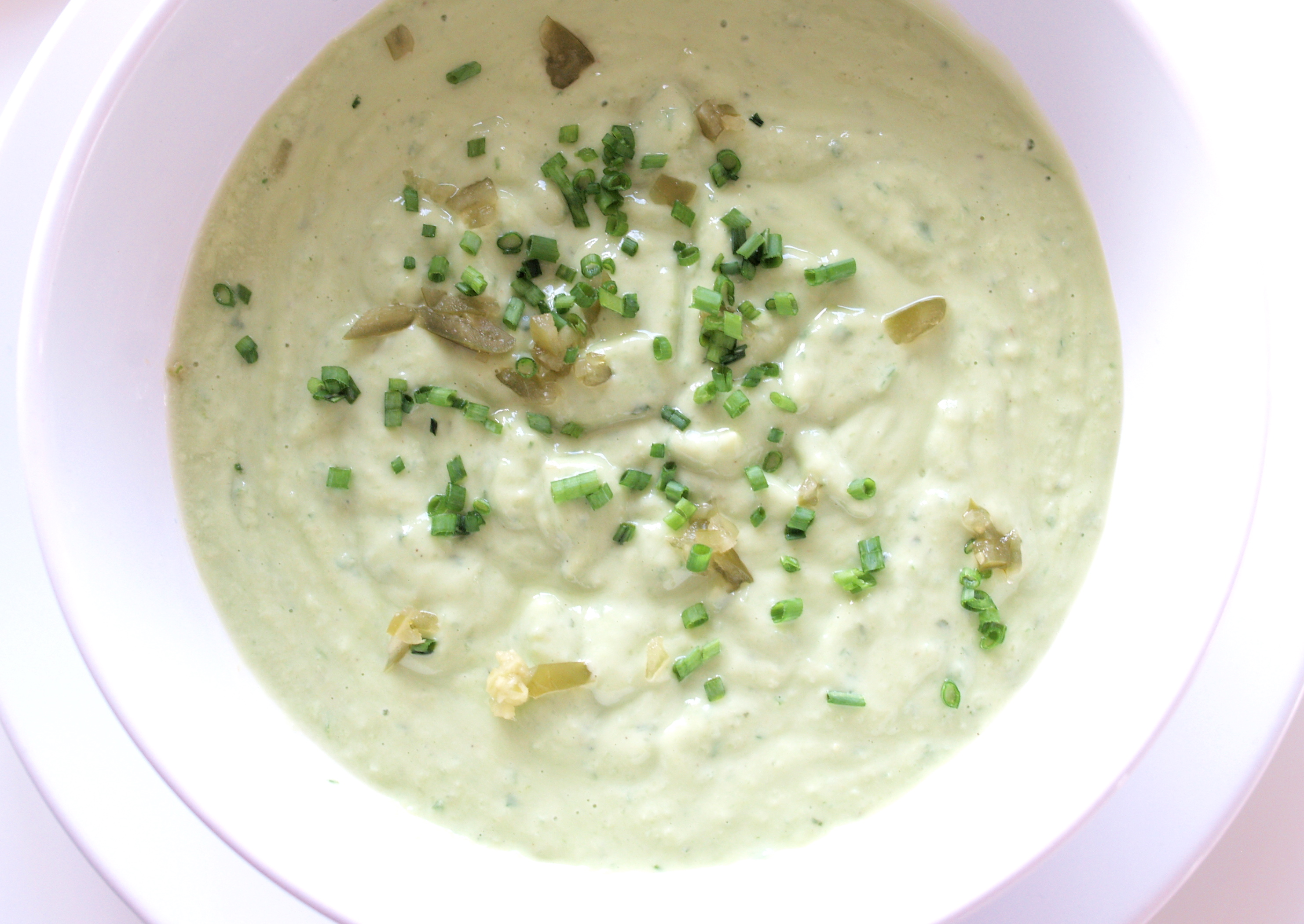 creamy cucumber soup cold avocado and cucumber soup cold soup is ...