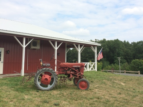 Sycamore Farms - another tractor