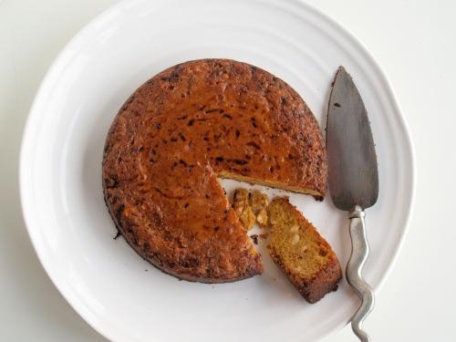 Marta's torta di zucca