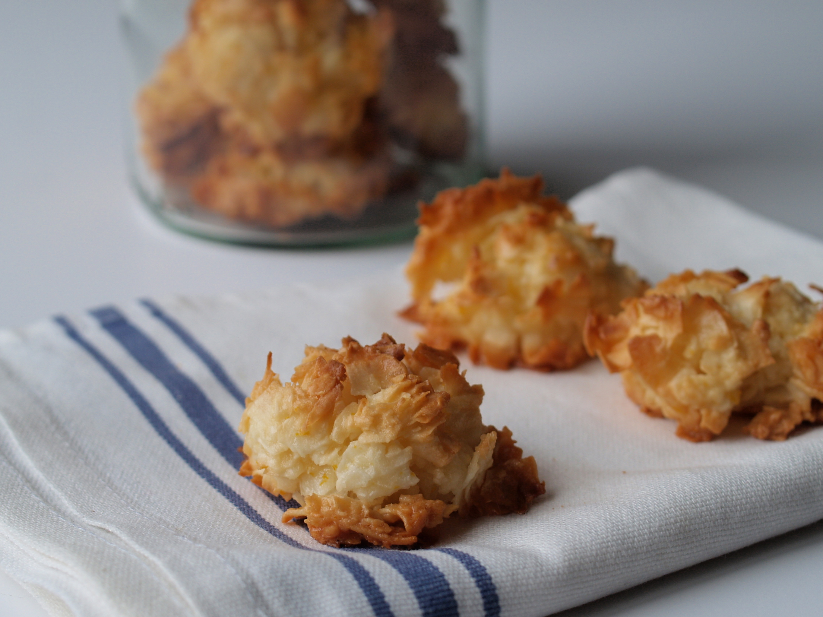 Alice Medrich's New Classic Coconut Macaroons Recipe — Dishmaps
