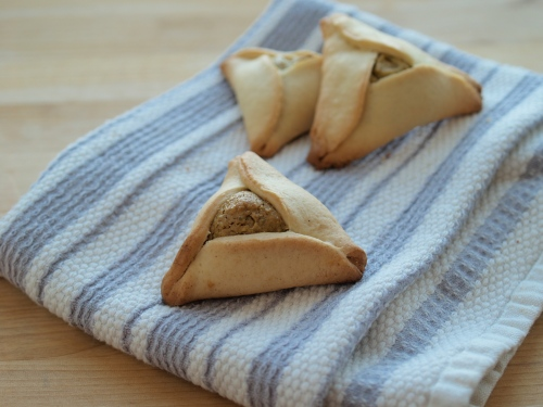 pistachio rose hamantashen